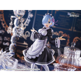 Re Zero Starting Life in Another World - Figurine Rem Winter Maid Image Ver.
