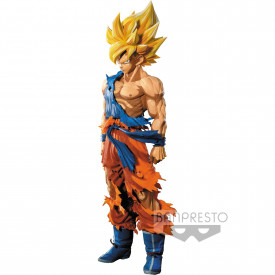 Dragon Ball Z - Figurine The Sangoku Super Master Stars Piece Two Dimensions