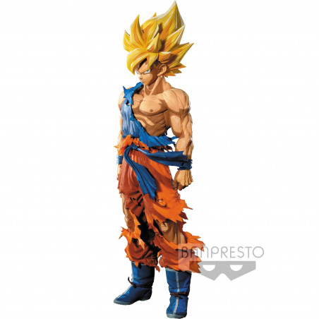 Dragon Ball Z - Figurine The Sangoku Super Master Stars Piece Two Dimensions