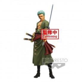 One Piece – Figurine Roronoa Zoro Grandista Nero