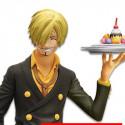 One Piece – Figurine Sanji Grandista Nero