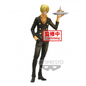 One Piece – Figurine Sanji Grandista Nero