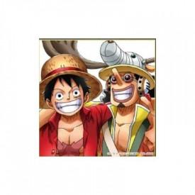 One Piece – Shikishi Usopp & Luffy Ichiban Kuji One Piece Great Banquet Prize J