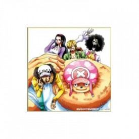 One Piece – Shikishi Mugiwara & Law Ichiban Kuji One Piece Great Banquet Prize J