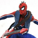 Spider-Man – Figurine Spider-Punk Marvel Gallery