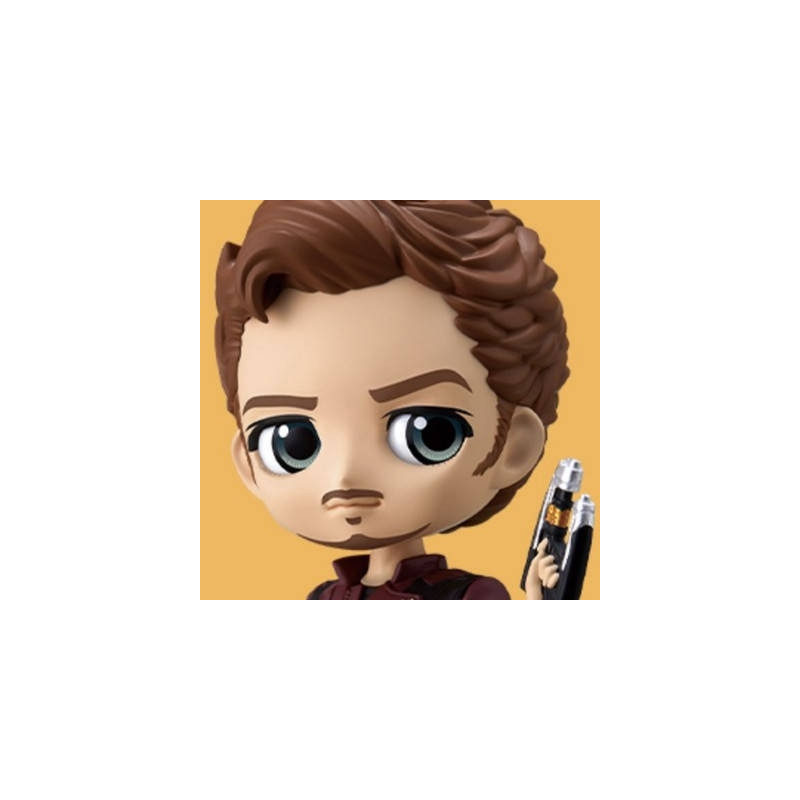 Avengers: Infinity War – Figurine Star-Lord Q Posket Marvel Ver.A
