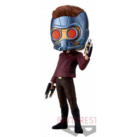 Avengers: Infinity War – Figurine Star-Lord Q Posket Marvel Ver.B