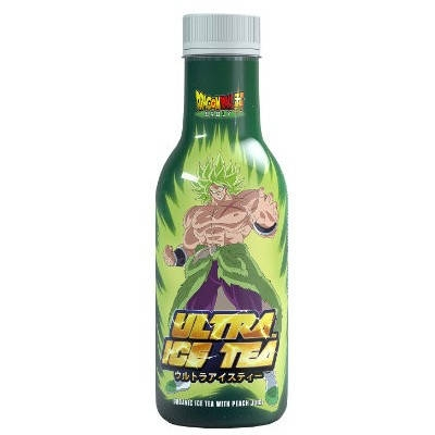 Dragon Ball Super – Boisson DBZ Ultra Ice Tea Broly