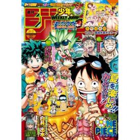 Weekly Shonen Jump n°36-37