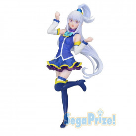 Re Zero Starting Life in Another World – Figurine Emilia LPM Figure Aqua Ver.