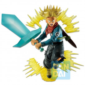 Dragon Ball Z – Figurine Future Trunks Ssj Ichibansho Dokkan Battle 6th Anniversary