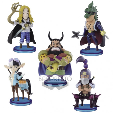 One Piece - Pack WCF Beasts Pirates Vol.2 image