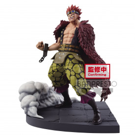 One Piece – Figurine Eustass Captain Kid Log File Selection Worst Generation Vol.2
