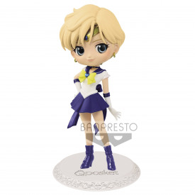 Sailor Moon Eternal The Movie - Figurine Super Sailor Uranus Q Posket Ver.A