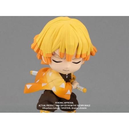 Kimetsu no Yaiba - Figurine Zenitsu Agatsuma Chibi Masters