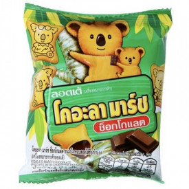 Lotte Koala No March Goût Chocolat Small Pack 19,5Gr