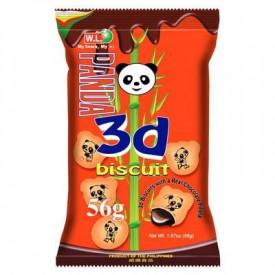 Panda 3D Choco 56Gr