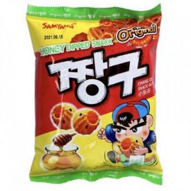 Chang Su Chips Sucrées au Miel 115gr