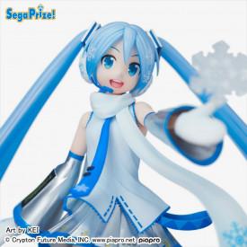Vocaloid – Figurine Hatsune Miku Snow Miku Skytown Ver.
