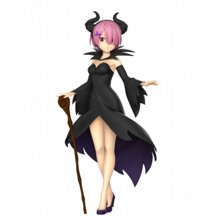 Re Zero Starting Life in Another World – Figurine Ram Super Special Series Figure