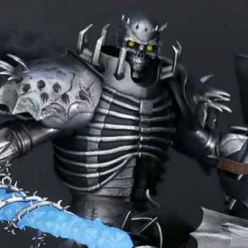 Berserk – Statue Skullknight