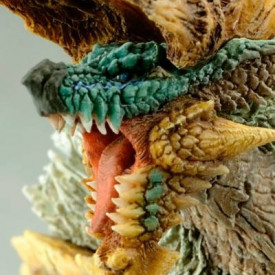 Monster Hunter – Figurine Zinogre CFB Creators Model