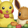 Pokémon – Figurine Pikachu & Evoli