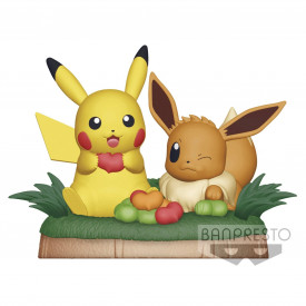 Pokémon – Figurine Pikachu...