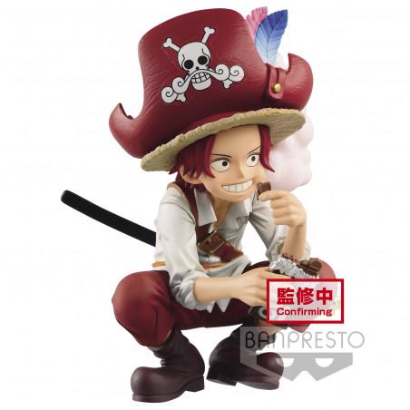 One Piece – Figurine Shanks...