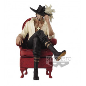 One Piece - Figurine Mihawk...