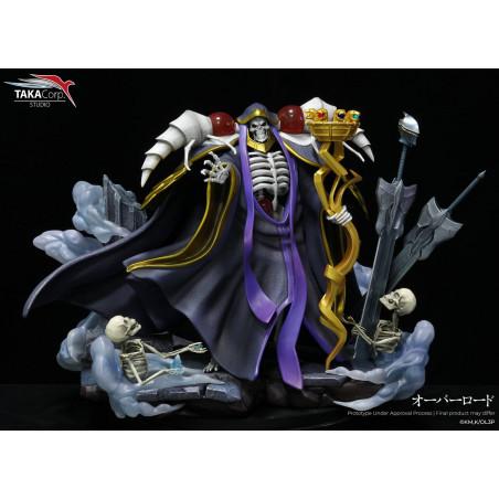 Overlord – Statue Ainz Ooal...