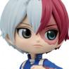 My Hero Academia – Figurine Shoto Todoroki Q Posket Ver.A