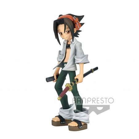 Shaman King - Figurine Yoh...