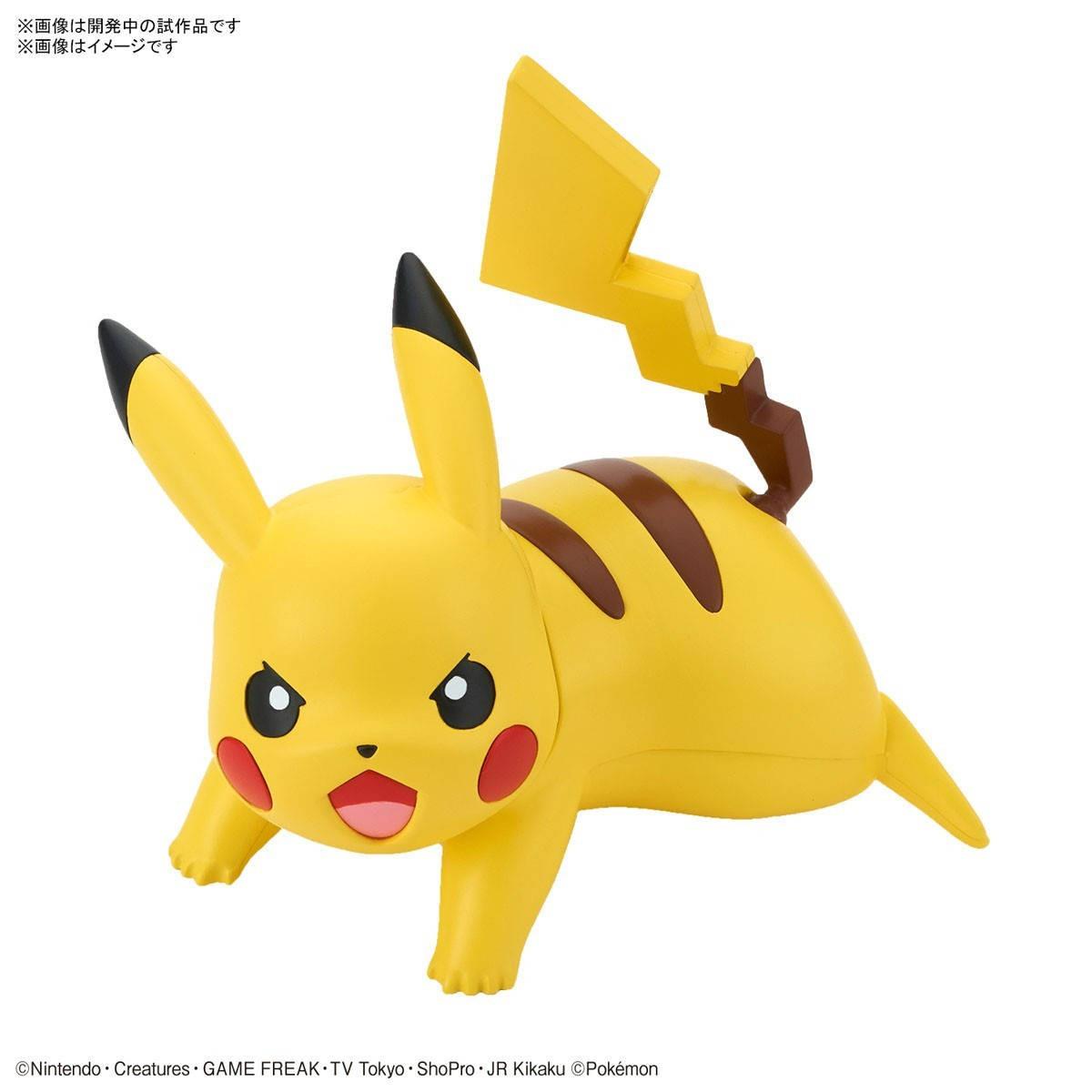 Pokémon - Maquette Pikachu...