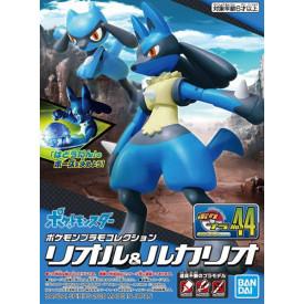 Pokémon - Maquettes Riolu &...