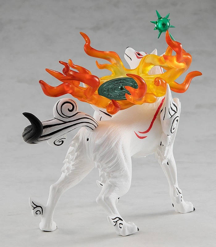 Okami - Figurine Amaterasu...
