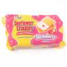 Paquet De Crackers Fourrés À La Crème Et À La Fraise