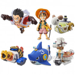 One Piece - Pack WCF...