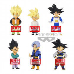 Dragon Ball Z - Pack WCF...