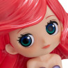Disney Characters - Figurine Ariel Q Posket Glitter Line Ver.A