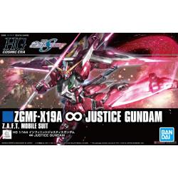 Gundam - Maquette ZGMF-X19A...
