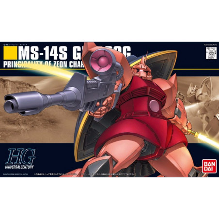 Gundam - Maquette MS-14S...