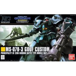 Gundam - Maquette MS-07B-3...