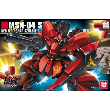 Gundam - Maquette MSN-04...