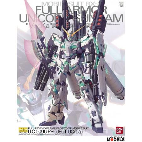 Gundam - Maquette RX-0 Full...