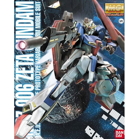 Gundam - Maquette MSZ-006...