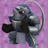 Fullmetal Alchemist - Figurine Alphonse Elric Toonize Basic Color