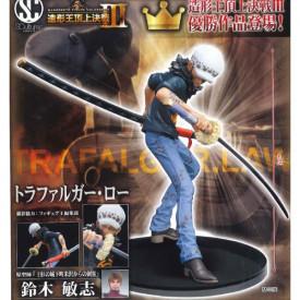 One Piece - Figurine Trafalgar Law Scultures Big Special Vol.6