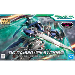 Gundam - Maquette GN-0000...