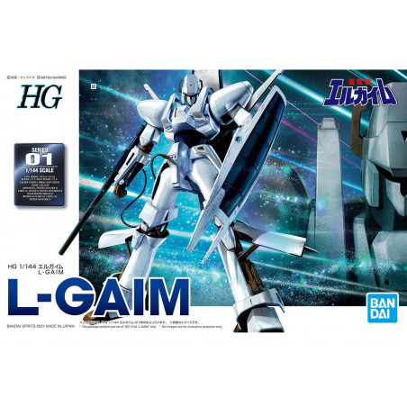 Gundam - Maquette L-Gaim -...